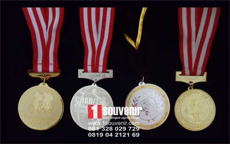 medali olahraga