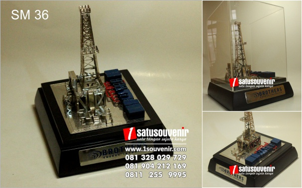 miniatur rig onshore brother